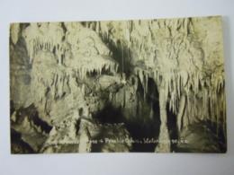 New Zealand Waitombo Caves King Edwards Throne Used 1936 - Nieuw-Zeeland