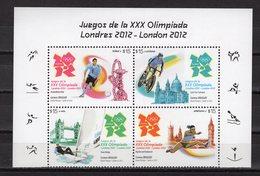 URUGUAY - 2012 LONDON SUMMER OLYMPIC GAMES  M1741 - Eté 2012: Londres