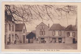 44   PONTCHATEAU    La Place De La Gare - Pontchâteau
