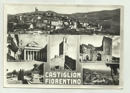 CASTIGLION FIORENTINO - VEDUTE -   VIAGGIATA FG - Arezzo