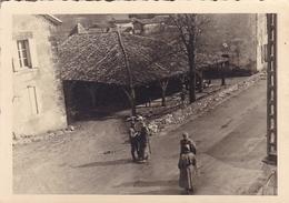 PHOTO ORIGINALE 39 / 45 WW2 WEHRMACHT FRANCE GIRONDE SOLDATS ALLEMANDS - Guerra, Militari