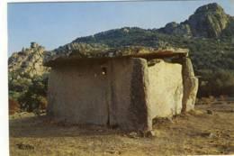 CPM .Sartène.dolmens De Caouria - Corse