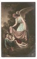 FAN 027  OLD POSTCARD , FEMALE FANTASY , ANGELS , ELFQUEST ,GNOMES - Femmes
