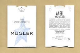 PUFFER *** ANGEL * THIERRY MUGLER * R/V - Modernes (à Partir De 1961)