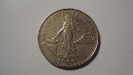 MONNAIE PHILIPPINES 25 CENTAVOS 1966 - Philippines