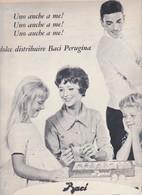 (pagine-pages)PUBBLICITA' PERUGINA   Oggi1960/05. - Altri
