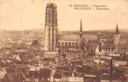 MECHELEN - Panorama - Malines