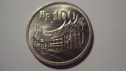 MONNAIE INDONESIE 100 RUPIAH 1973 - Indonésie