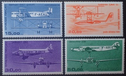 DF40266/835 - 1984/1987 - POSTE AERIENNE - N°57 à 60 NEUFS** - Luftpost