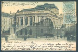 Czech Republic REICHENBERG I. B. Stadttheater - Czech Republic