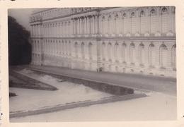 PHOTO ORIGINALE 39 / 45 WW2 WEHRMACHT FRANCE VERSAILLES VUE SUR LE CHATEAU - Guerra, Militari