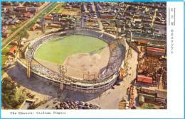 Japan. Nagoya. The Chunichi Stadium - Baseball