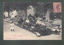 CPA (66) Collioure - Femmes De Pêcheurs Rapiéçant Les Filets - Collioure