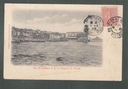 CPA (66) Vue De Collioure Et De La Chapelle St-Vincent - Oblitération Daguin De Perpignan - Collioure