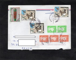 LSC 2010 - Cachets NOUMEA Sur YT 381 & YT 398 & YT 887 & YT 947 - Covers & Documents