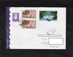 LSC 2011 - Cachets Sur YT 951 & YT 993 - Covers & Documents