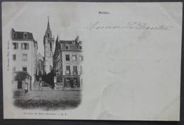 CPA 29 MORLAIX - Clocher De Saint Melaine - Edit. Fougère 158 Précurseur - Réf M 105 - Morlaix