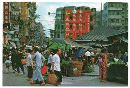 HONG KONG - MARKET EXISTING IN THE OPEN STREET - China (Hongkong)