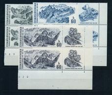 1969 Czechoslovakia MNH - Mi 1892-1894 Zf. ** MNH - Tchécoslovaquie