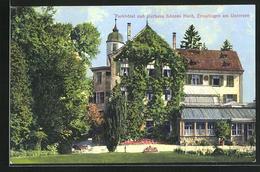 AK Ermatingen Am Untersee, Parkhotel Und Kurhaus Schloss Hard - TG Thurgovie