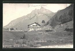 AK Plambuit, Chalet Des Fougeres - VD Vaud