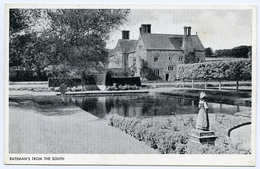 BATEMAN'S FROM THE SOUTH : HOME OF RUDYARD KIPLING - England