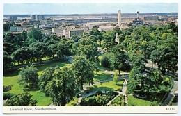 SOUTHAMPTON : GENERAL VIEW - Southampton