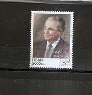 LEBANON Scott 766 Zaki Nassif - Fine Used - Lebanon