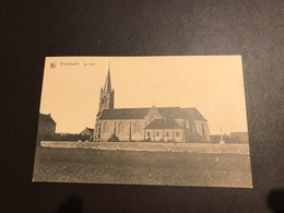 Dikkebus - Dickebusch ( Ieper) - Kerk  - Ed. Sansen-Vanneste - Ieper