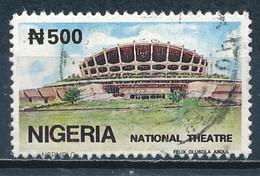 °°° NIGERIA - MI N°D546 - 1990 °°° - Nigeria (1961-...)