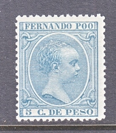 FERNANDO  POO  15  * - Fernando Poo
