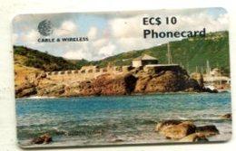 TK 13992 ANTIGUA & BARBUDA - Chip Fort Berkely - Antigua E Barbuda