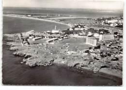 Sete Vue Aerienne Sur La Plage De La Corniche.  CPSM Edit SL  Postée 1962 - Sete (Cette)