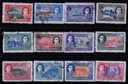 IRAN 1949 SCOTT 915-926 CAT VAL US$2.55 - Iran