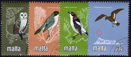 Malta 1981 Birds Fine Used. - Malta