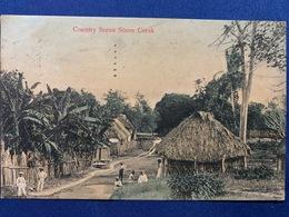 Circulated Postcard British Honduras/ Stann Creek 1910 - Belize