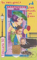 Télécarte France - JEU - BALLOON & Famille - Balloon Chip Phonecard - 245 - Spiele