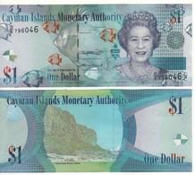 CAYMAN 1 Dollar. New Date 2018. Pnew - Cayman Islands