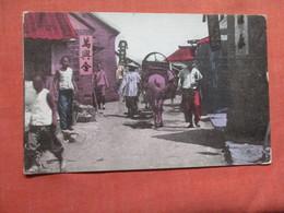 Street In Chefoo China      Ref 3757 - China