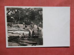 RPPC  To ID   Plaza Zamoranga   Ref 3757 - Postcards