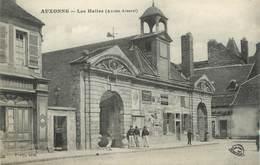""".CPA FRANCE 21 """"Auxonne, Les Halles' - Auxonne"""
