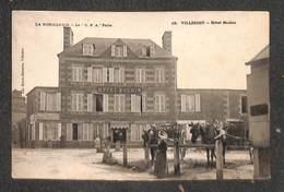 50 - VILLEDIEU - Hôtel Bochin ,#50/012 - Sonstige Gemeinden