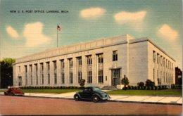 Michigan Lansing New Post Office - Lansing