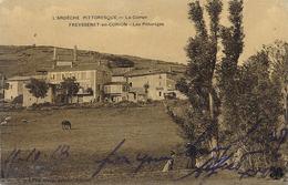 'ARDECHE PITTORESQUE -le Coiron -FREYSSENET-en-CORION -les Pâturages - France