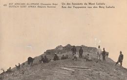 EST AFRICAIN ALLEMAND - DUITSCH OOST AFRIKA, Occupation Belge-Belgische Bezetting, Mont Labafu - Belgisch-Kongo - Sonstige