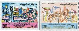 Ref. 42908 * MNH * - KUWAIT. 1980. KUWAIT OF THE FUTURE . EL KUWAIT DEL FUTURO - Voitures