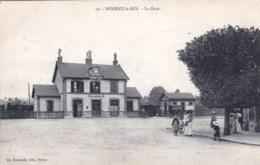 28 - Eure Et Loir -  NOGENT LE ROI -  La Gare - Nogent Le Roi