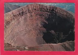 Modern Post Card Of Vesuvio Cratere,Napoli,Naples, Campania, Italy.A43. - Napoli (Naples)