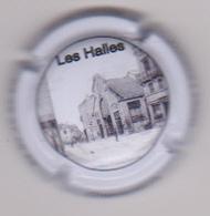Capsule Champagne LESEURRE Gilles ( Nr ; LES HALLES ) {S50-19} - Champagne