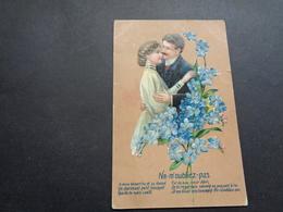 Couple ( 86 )  Koppel   Carte Gaufrée  Reliëf - Couples